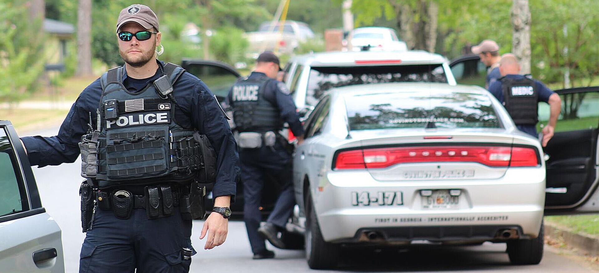 Covington Police Department